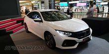Honda Belum Siap Civic Jadi Ikonis