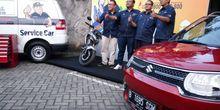 Suzuki Hadir di Jalur Mudik Lebaran Tahun Ini