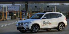 Tantangan BMW X3 Taklukan 2.000 km