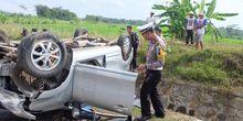 Mengantuk Penyebab Utama Kecelakaan saat Mudik