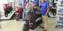Yamaha Kebut Pengiriman XMAX ke Konsumen
