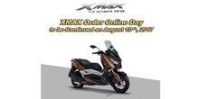 Order Online Yamaha Xmax Dibuka Lagi