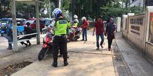 Ribuan Kendaraan Tertangkap Saat Lewati Trotoar dan Lawan Arah