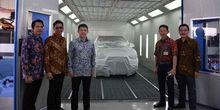 Bengkel Bodi dan Cat Mitsubishi Ada di Palembang