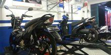 Servis Motor di Sini Dapat Motor Pengganti Kawasaki Z250