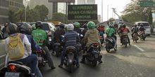 Jakarta Bakal Tidak Ramah buat Sepeda Motor