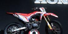 Ini Motor Trail 150 cc dari Honda