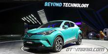 Toyota Masih Bingung Soal Impor C-HR