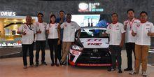 Toyota Indonesia Serius Terjun di Dunia Balap