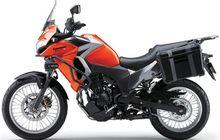"""Arti Lambang """"X"""" di Kawasaki Versys-X 250"""