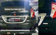 Bikin Lampu Belakang All New Pajero Sport Tak Panjang Lagi