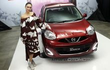 "Desain Baru Nissan March, Ganti DRL dan ""Head Unit"""