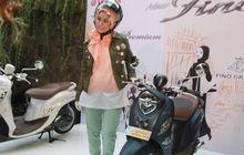 "Yamaha Fino Grande Cocok untuk ""Lady Biker"""