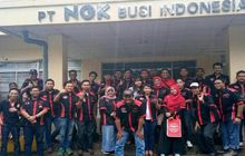 Komunitas Agya Belajar Busi dengan NGK