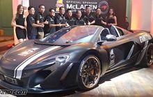 Top 1 Jadi Pelumas Pilihan McLaren