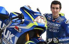 Beda Motor MotoGP dan Moto2 Versi Pebalap Muda Suzuki