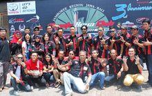 Jambore Perdana, Menu Perayaan Ulang Tahun TAC