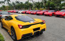 Klub Ferrari Indonesia Tunjuk Presiden Baru