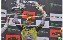 KYT Maksimalkan Gelaran MXGP Indonesia