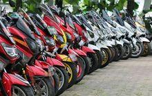 Peringatan Hari Jadi Indonesia NMAX Community