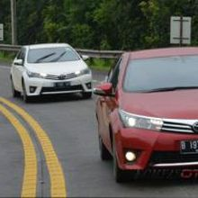 Auto2000 Masih Punya Stok Corolla Altis Lama