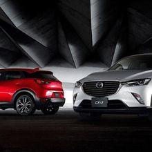 Jadwal Peluncuran Mazda CX-3 di Indonesia