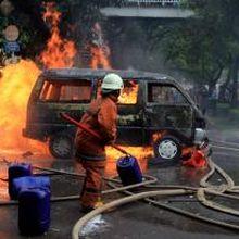 Awas, Ini Penyebab Kebakaran Mobil