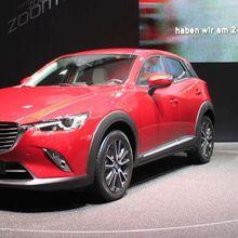 Ini Kisaran Harga Mazda CX-3