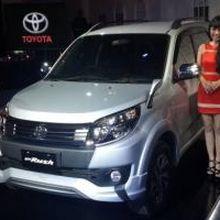 Toyota Rush Siap Usung Mesin Dual VVT-i