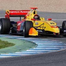 Sean Gelael Kecelakaan dalam Formula Renault 3.5 Austria
