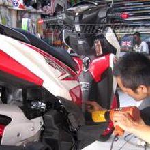 Atasi Bunyi Berisik dari Bodi Sepeda Motor