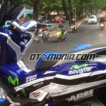 Bikin Ganteng Yamaha NMAX Cuma Rp 5 Jutaan
