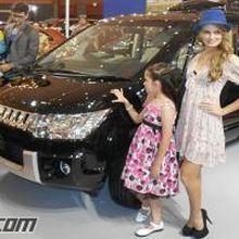 Ada Varian Baru, Mitsubishi Ingin Pangsa Pasar Delica Naik
