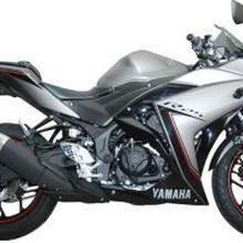 Baju Baru Yamaha R25 Jelang Tahun Baru