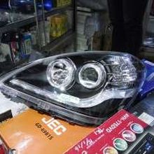 Modifikasi Lampu Depan Mobil, Perhatikan Ini