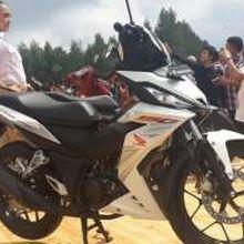 Desain Supra GTR Disebut Mirip MX King, Honda Mengelak