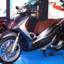 Lebih Dekat dengan Piaggio Medley 150 cc ABS