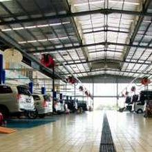 Biaya Perbaikan Bodi di Bengkel Resmi Toyota