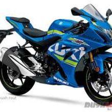 Suzuki Tidak Minat Tantang CBR250RR dan R25