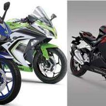Perang Harga CBR250RR, Ninja 250, dan Yamaha R25