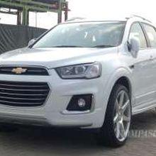 Penampakan Chevrolet Captiva Terbaru