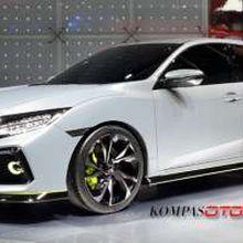 Civic Hatchback Turbo Pertegas Citra Honda