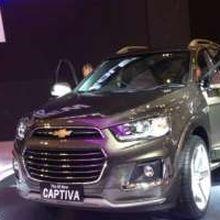 Chevrolet Menggebrak dengan All New Captiva