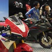 Moge Honda dan CBR250RR Juga Laris Manis
