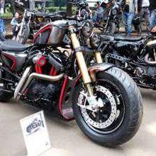 "Harley-Davidson Forty Eight ""Smokey Red"""
