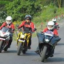 """""""Bule Touring"""" Lebih Gampang Masuk Indonesia"""