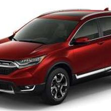 Honda Belum Tentukan Mesin CR-V 2017