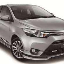 Diam-diam Toyota Luncurkan Vios CVT