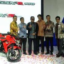 Debut Dunia Suzuki GSX 150 di Jakarta