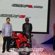 Beli Motor Sport Suzuki, Siapkan Tanda Jadi Rp 500.000
